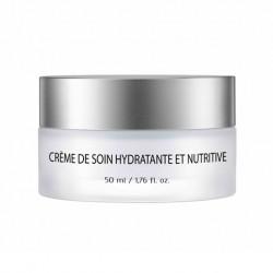 Crème Nutritive à la Bave d'Escargot - Snail slime moisturizer