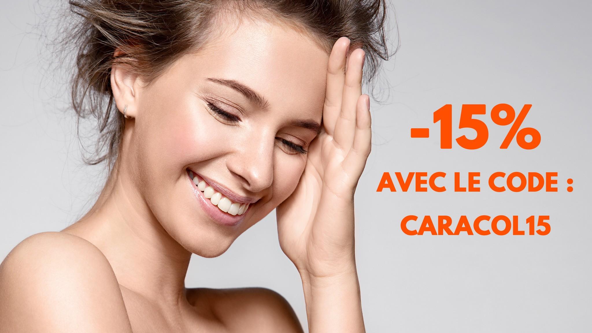 Prenez soin de vous avec Caracol Skincare -15%